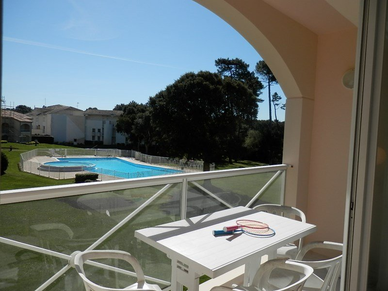 Appartement de vacances pour 4 à louer à Moliets <mark>avec piscine</mark>