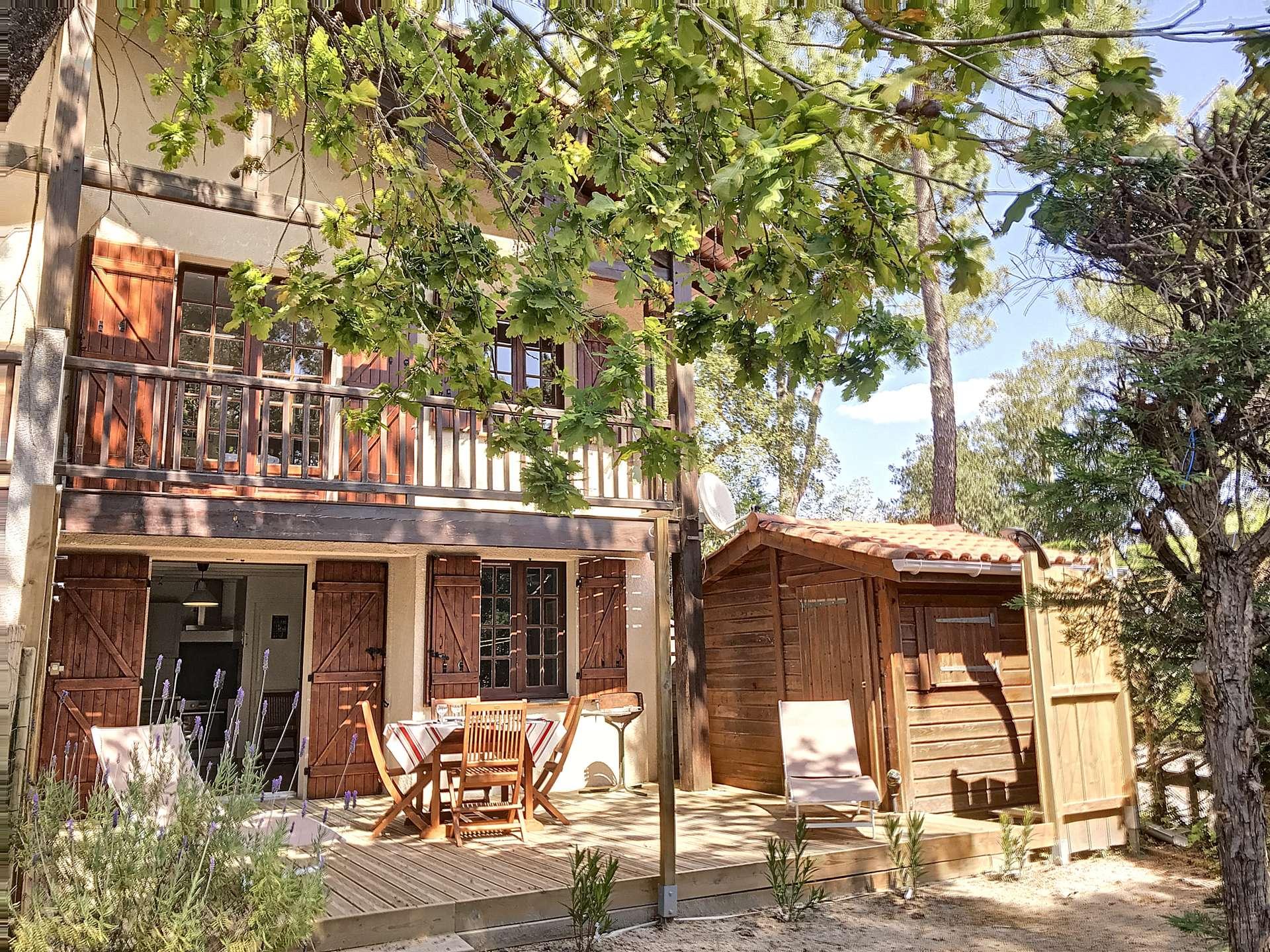 Villa de vacances pour 4 à louer à Messanges