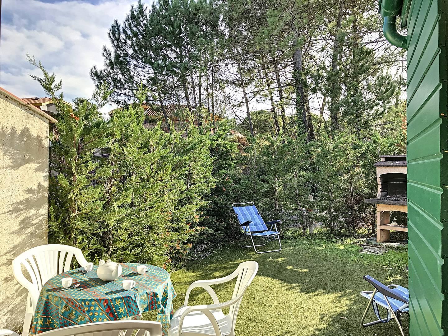 Villa de vacances pour 4 à louer à Moliets <mark>avec piscine</mark>