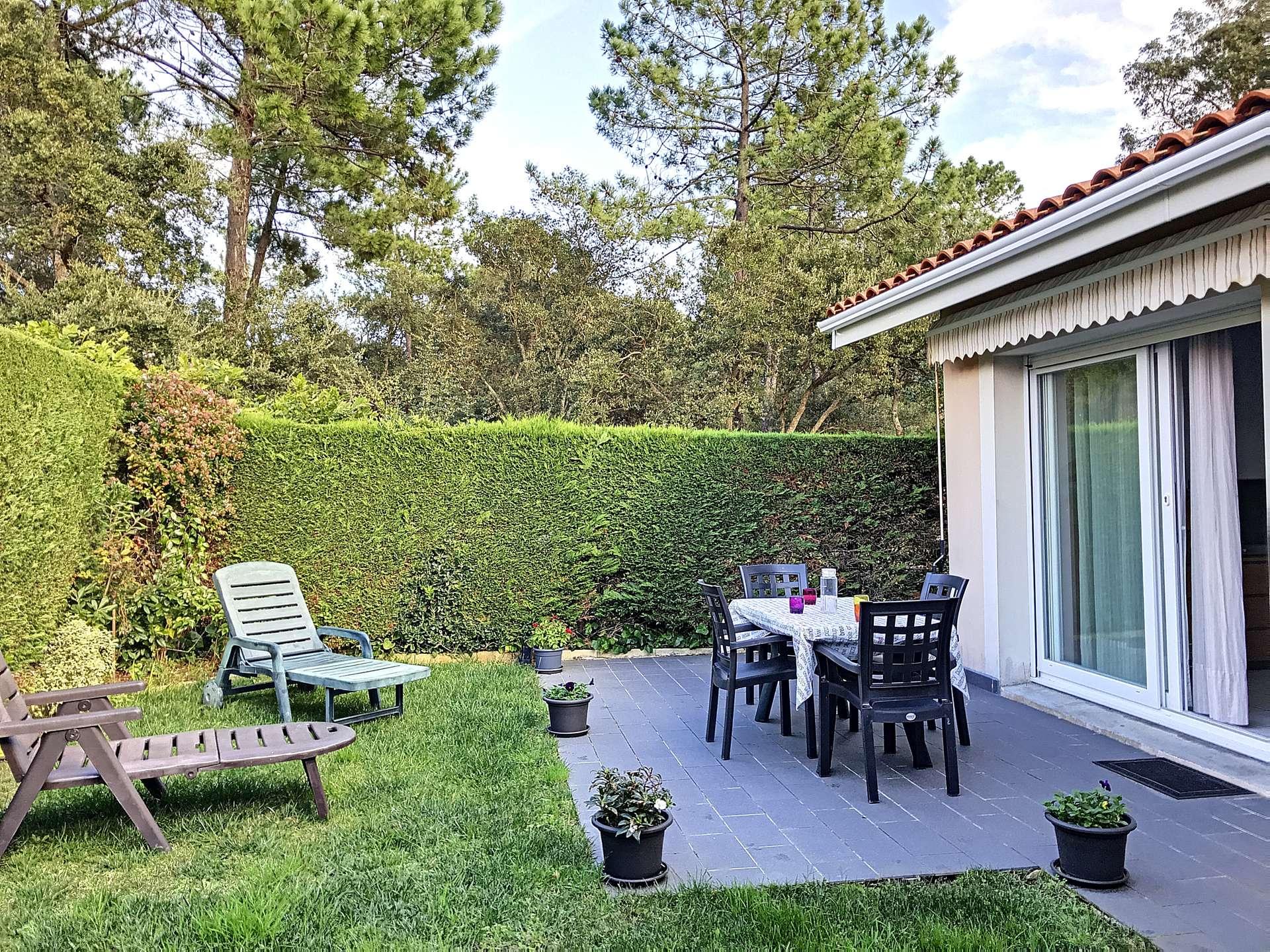 Villa de vacances pour 6 à louer à Moliets