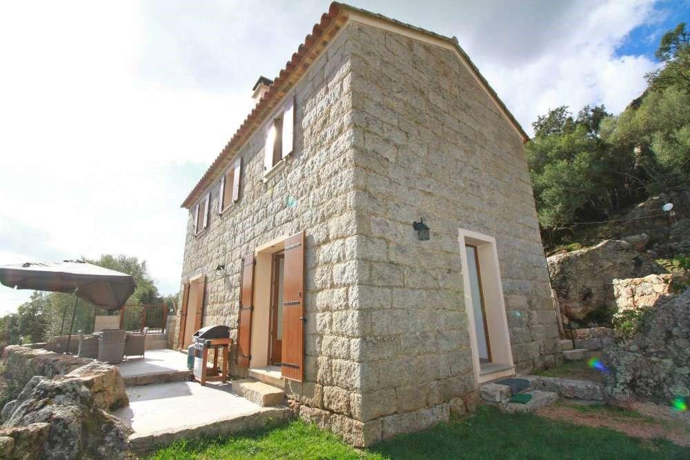 Propriano Location : Location Villa avec piscine SARTENE