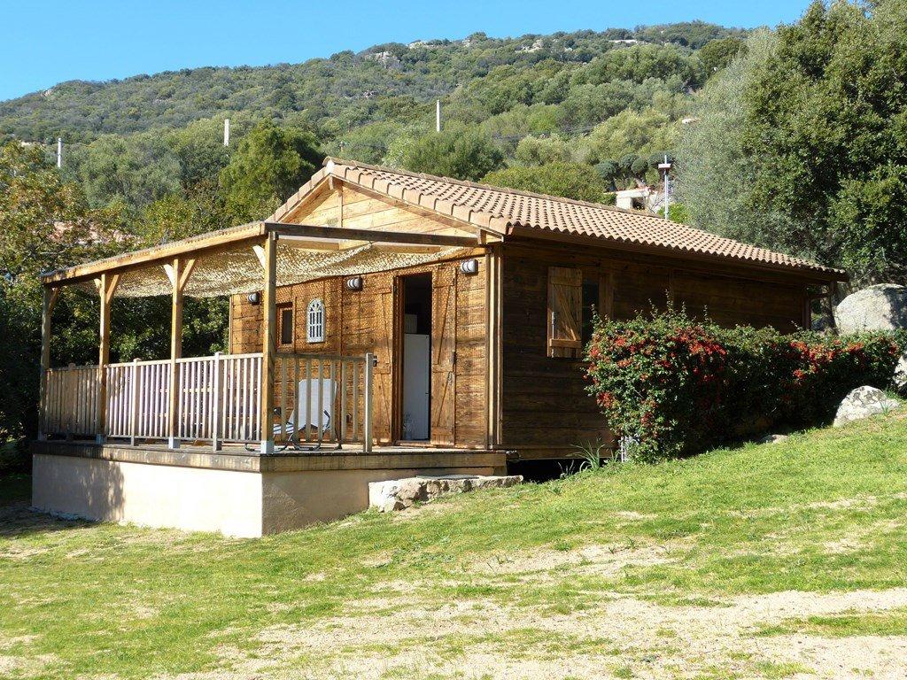 Propriano Location : Location Chalet OLMETO
