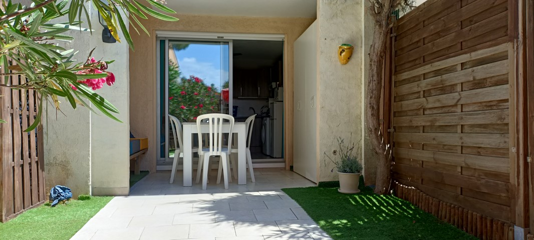 Studio cabine Le Lavandou
