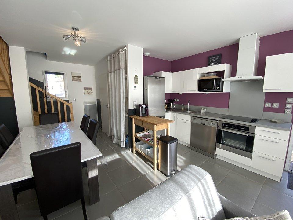 Location de vacances en villa pour 6 personnes à Capbreton(40)