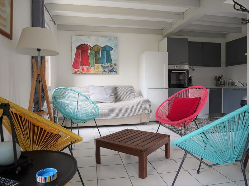 holiday rental villa for 4 in Capbreton(40) with pool