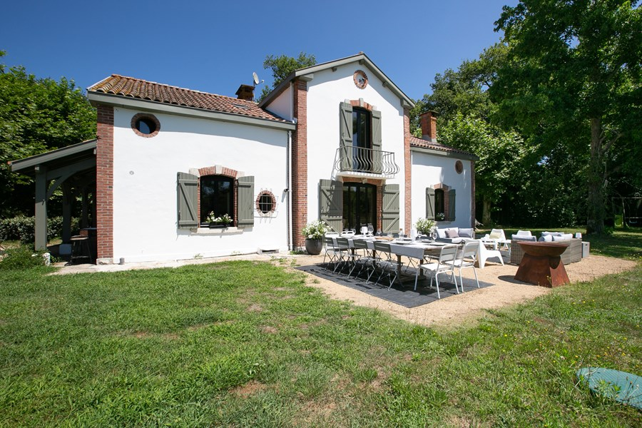 one of our holiday homes in Capbreton