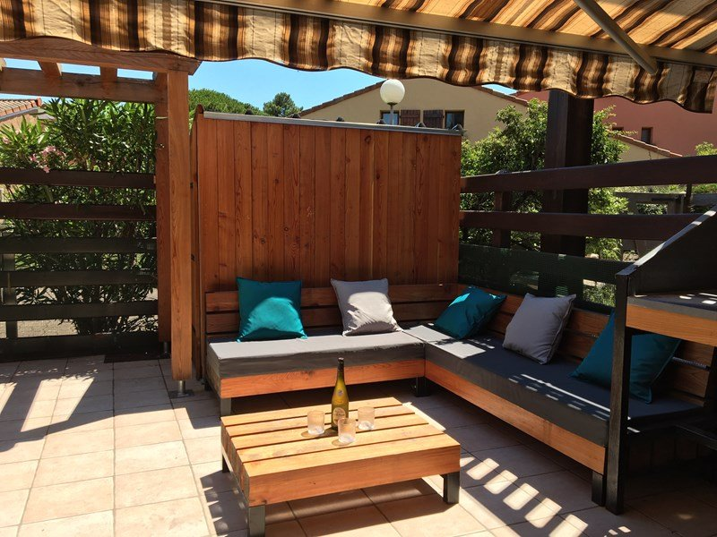 holiday rental villa for 4 in Capbreton(40)