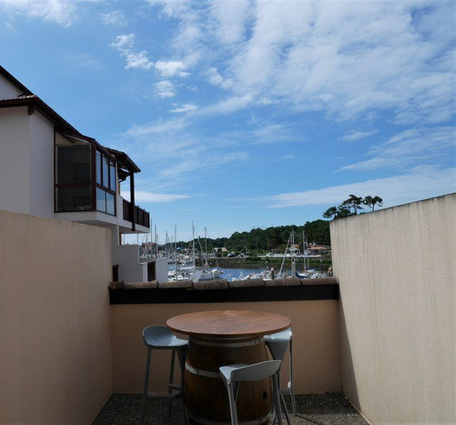 holiday rental apartment for 5 in Capbreton(40)