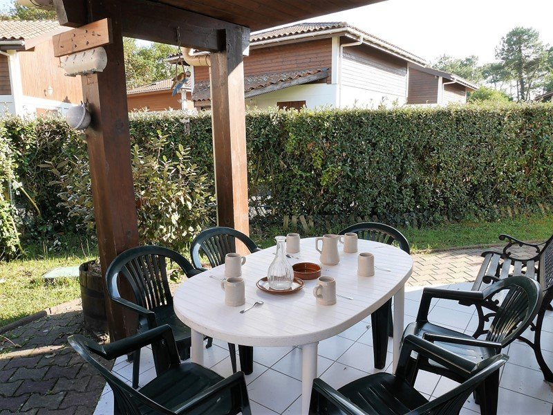 holiday rental villa for 6 in Capbreton(40) with pool