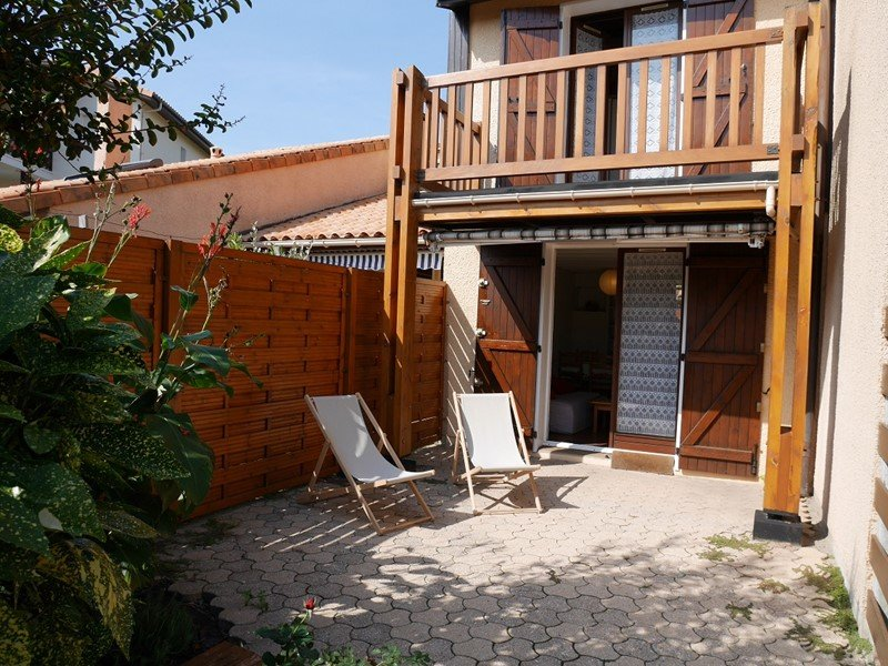 holiday rental villa for 5 in Capbreton(40)