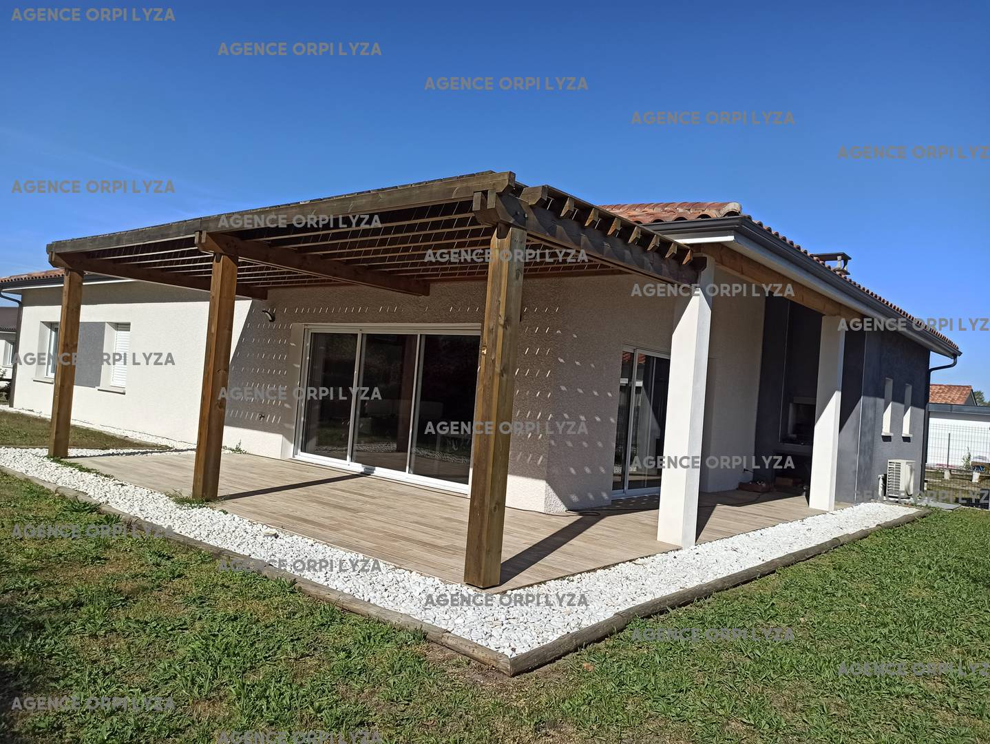 holiday rental villa for 8 in Soustons(40)