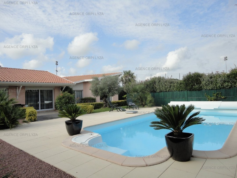 Villa pour 8 à Soustons réf MORA