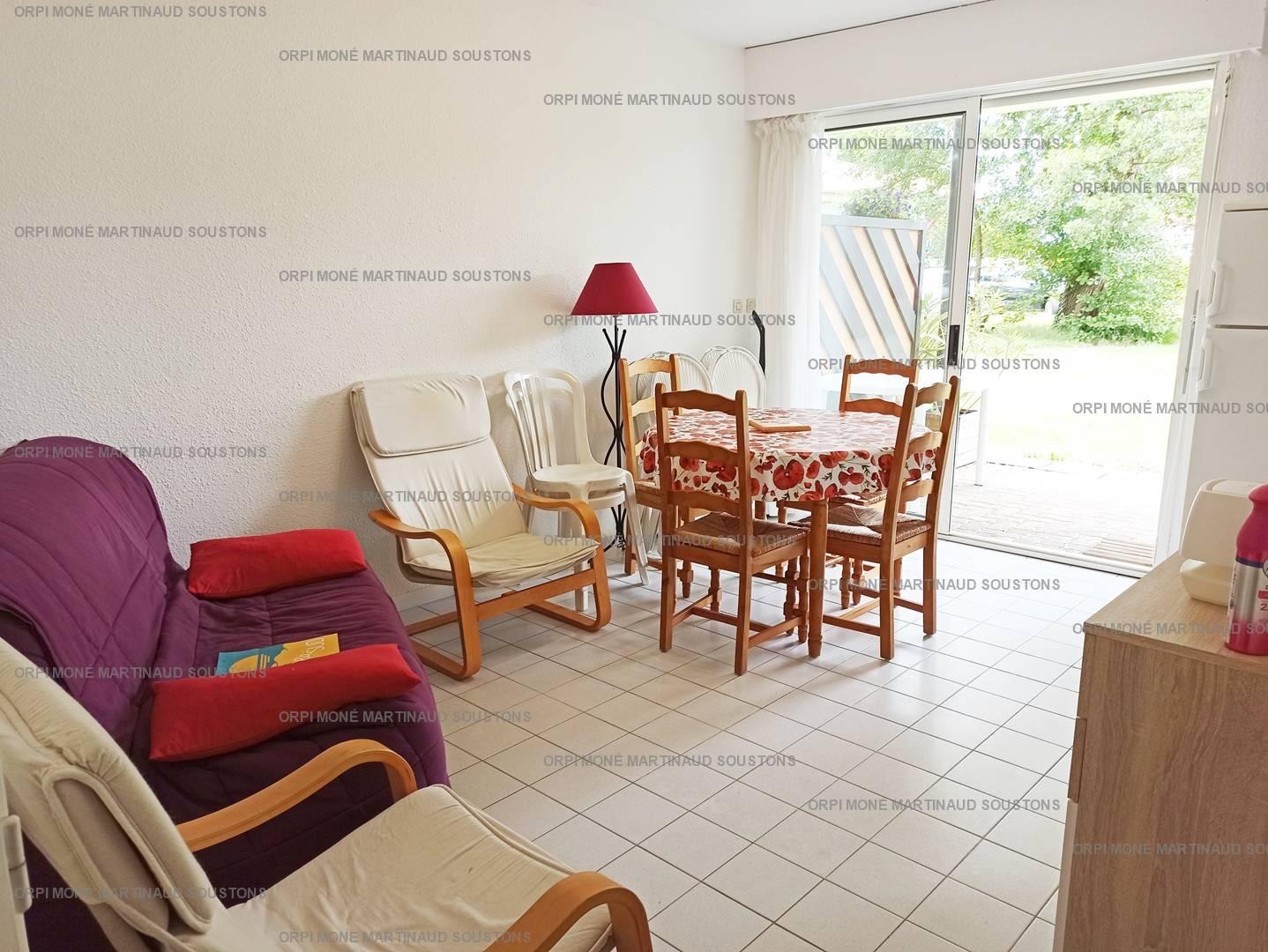 Location de vacances pour 4 à Soustons réf LANDAIS36