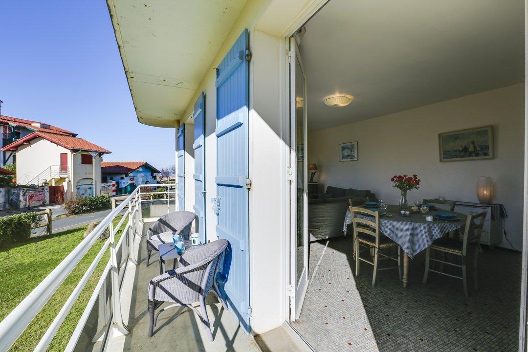 location de vacances par l'agence Moser Immobilier à Hossegor