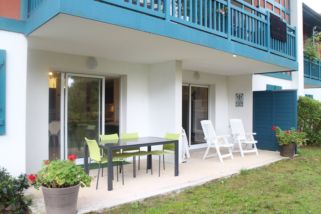 a holiday rental apartment in Capbreton