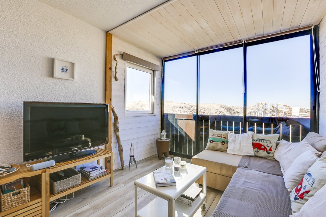 a holiday rental apartment in Seignosse