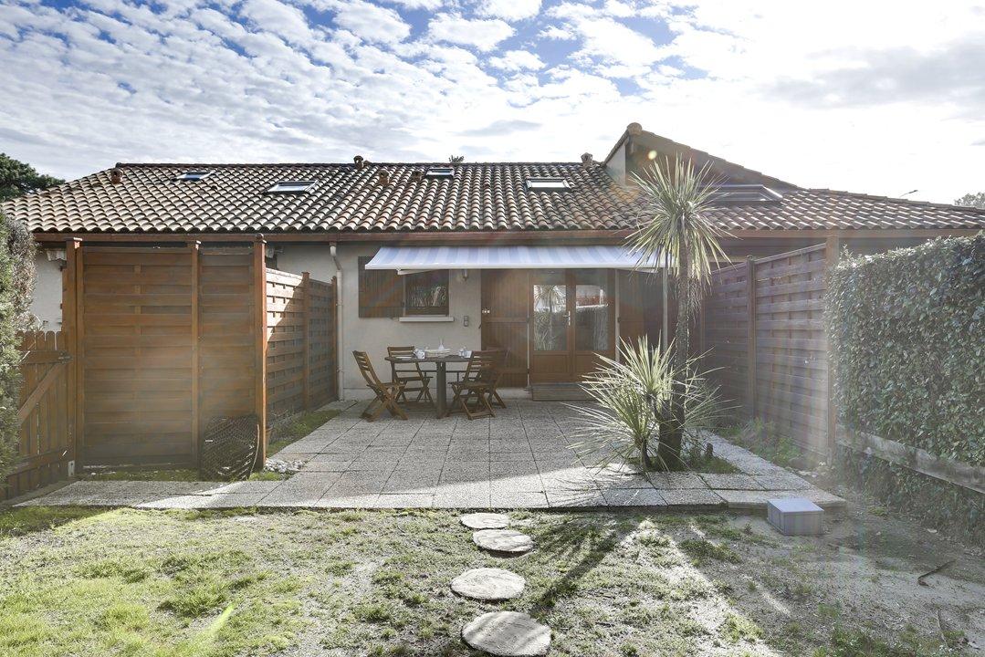 a holiday rental villa in Capbreton