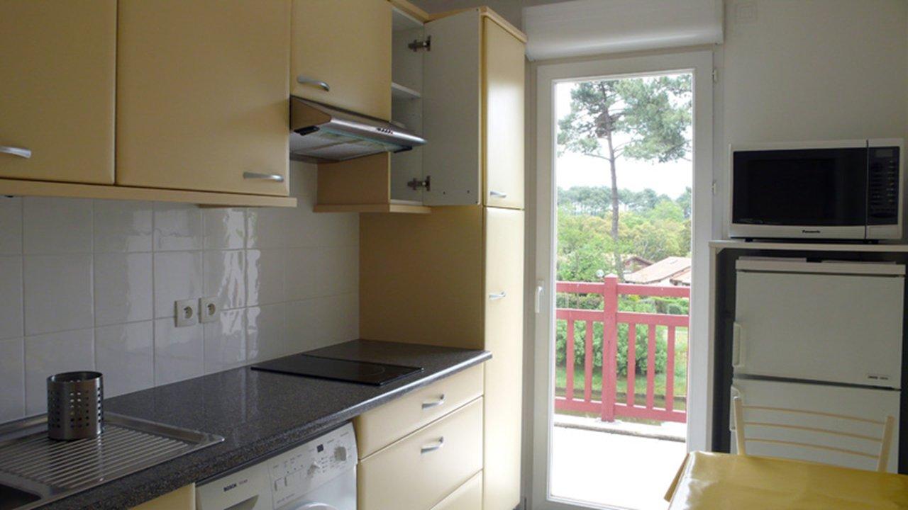 Appartement pour 2 à Capbreton