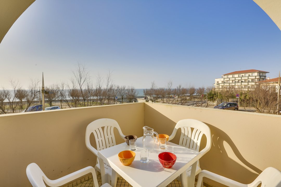 a holiday rental apartment in Hossegor