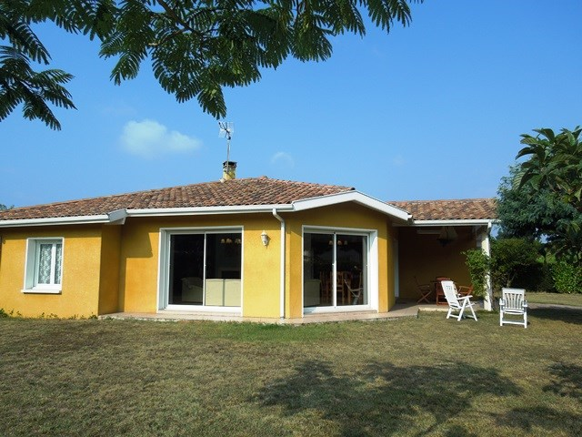 holiday rental villa for 6 in Seignosse(40)