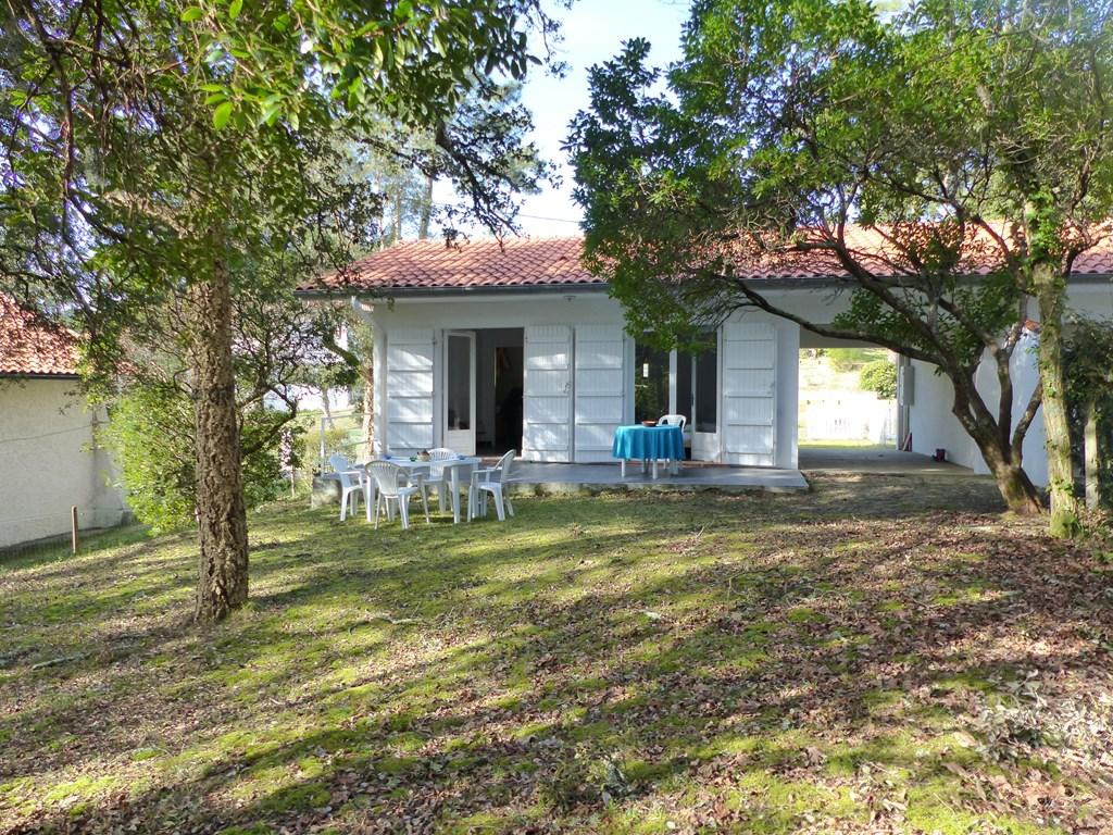 holiday rental villa for 4 in Hossegor(40)