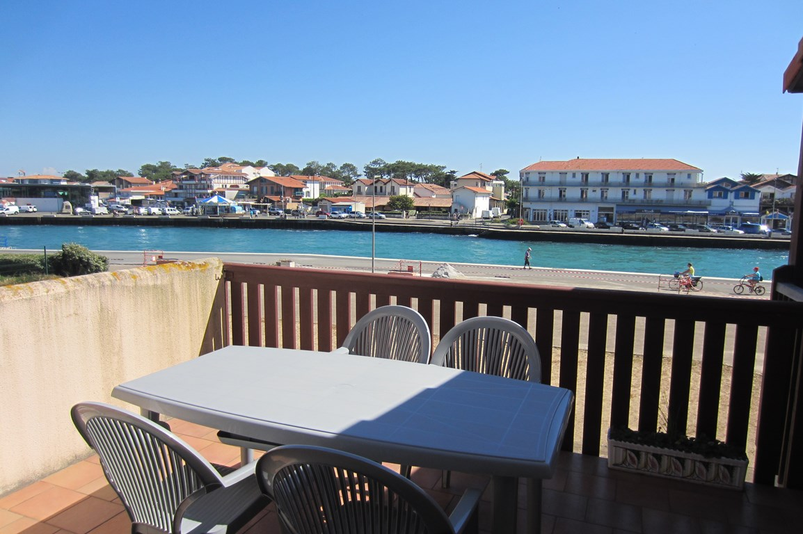 holiday rental apartment for 3 in Capbreton(40)