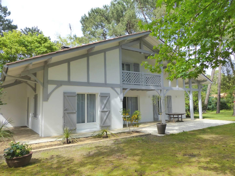 holiday rental villa for 10 in Hossegor(40)