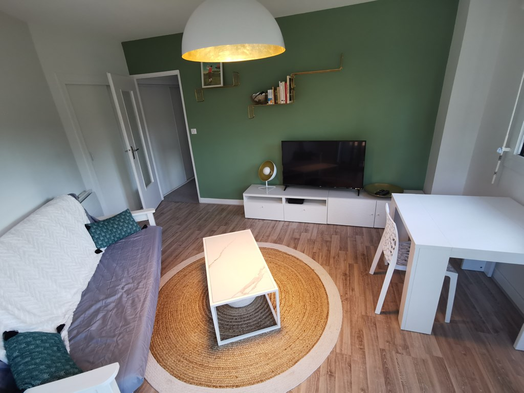holiday rental apartment for 3 in Seignosse(40)