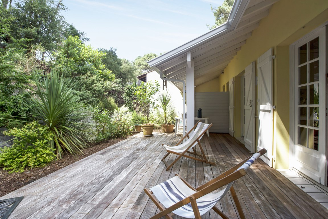 holiday rental villa for 6 in Hossegor(40)