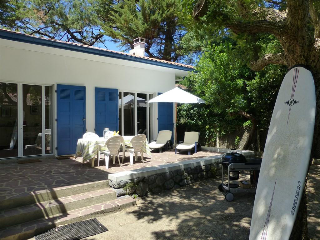 holiday rental villa for 8 in Hossegor(40)