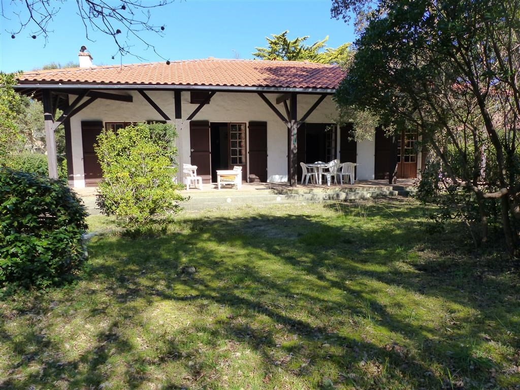 holiday rental villa for 7 in Seignosse(40)
