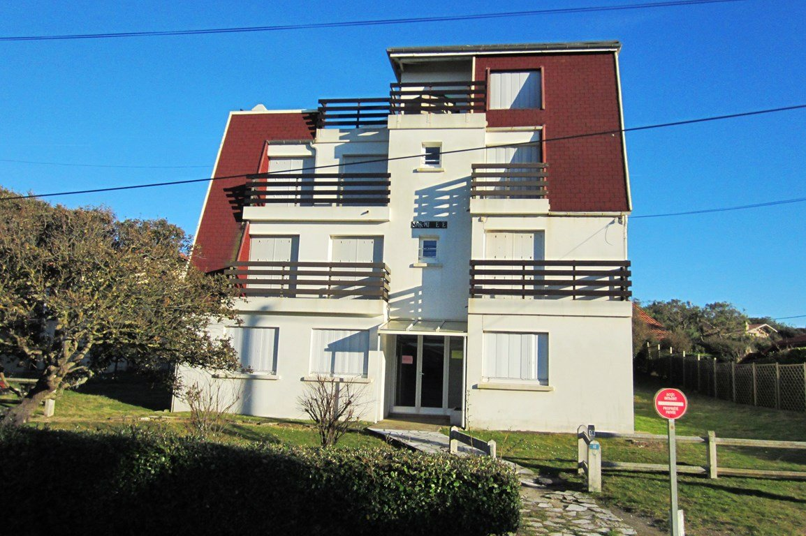 holiday rental apartment for 6 in Hossegor(40)