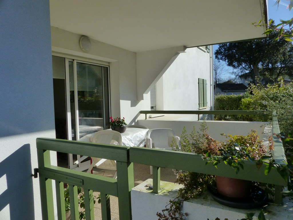 holiday rental apartment for 2 in Capbreton(40)