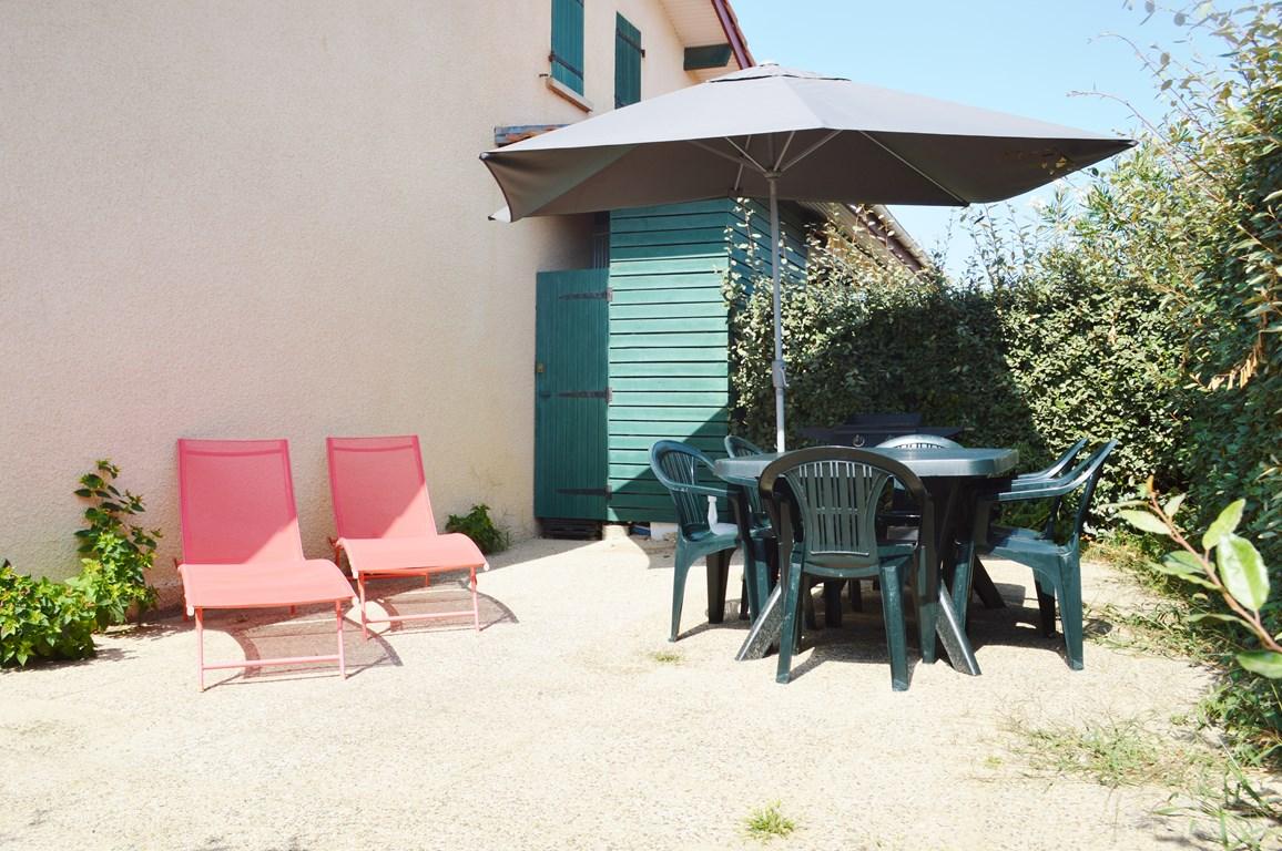 holiday rental villa for 4 in Capbreton(40)