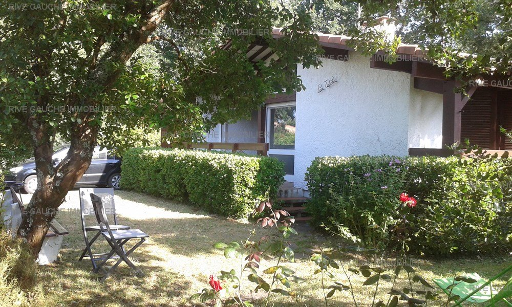 holiday rental villa for 5 in Vieux Boucau(40)