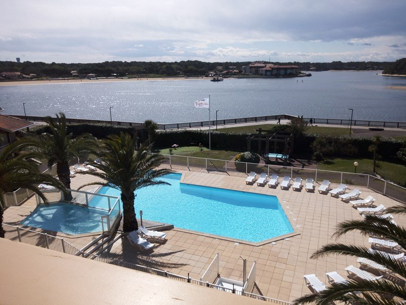 holiday rental apartment for 3 in Vieux Boucau(40) with pool
