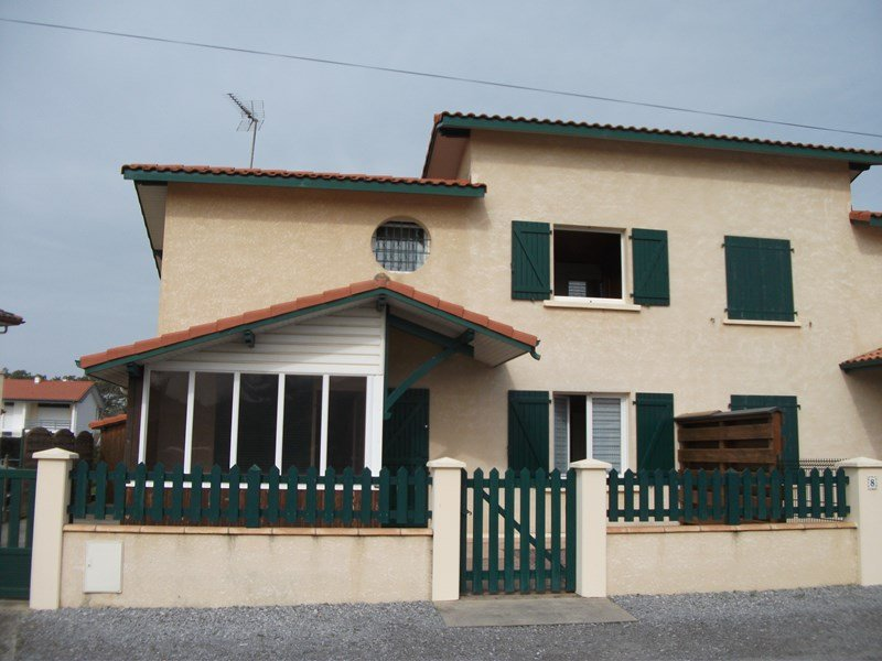 holiday rental villa for 9 in Vieux Boucau(40)