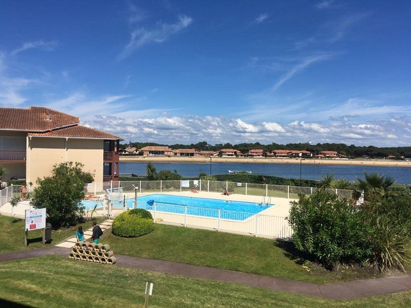 holiday rental apartment for 4 in Vieux Boucau(40) with pool