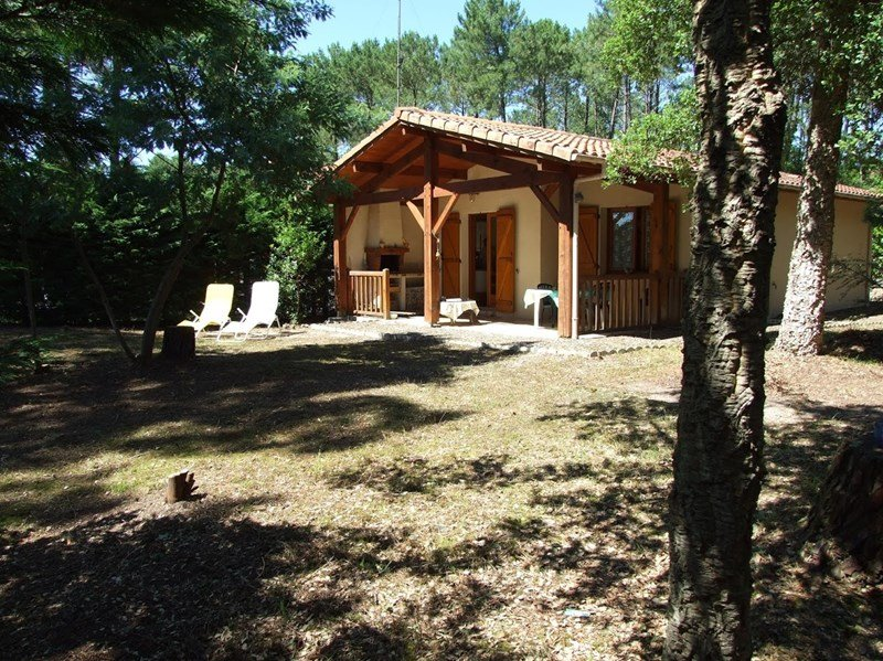 one of our holiday homes in Vieux-Boucau