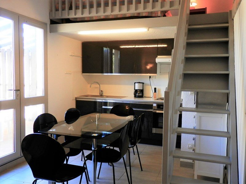 holiday rental apartment for 4 in Vieux Boucau(40)