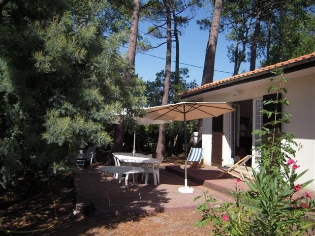holiday rental villa for 8 in Vieux Boucau(40)