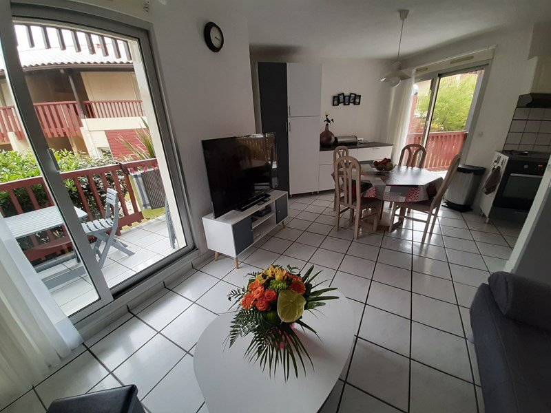 holiday rental apartment for 5 in Vieux Boucau(40) with pool