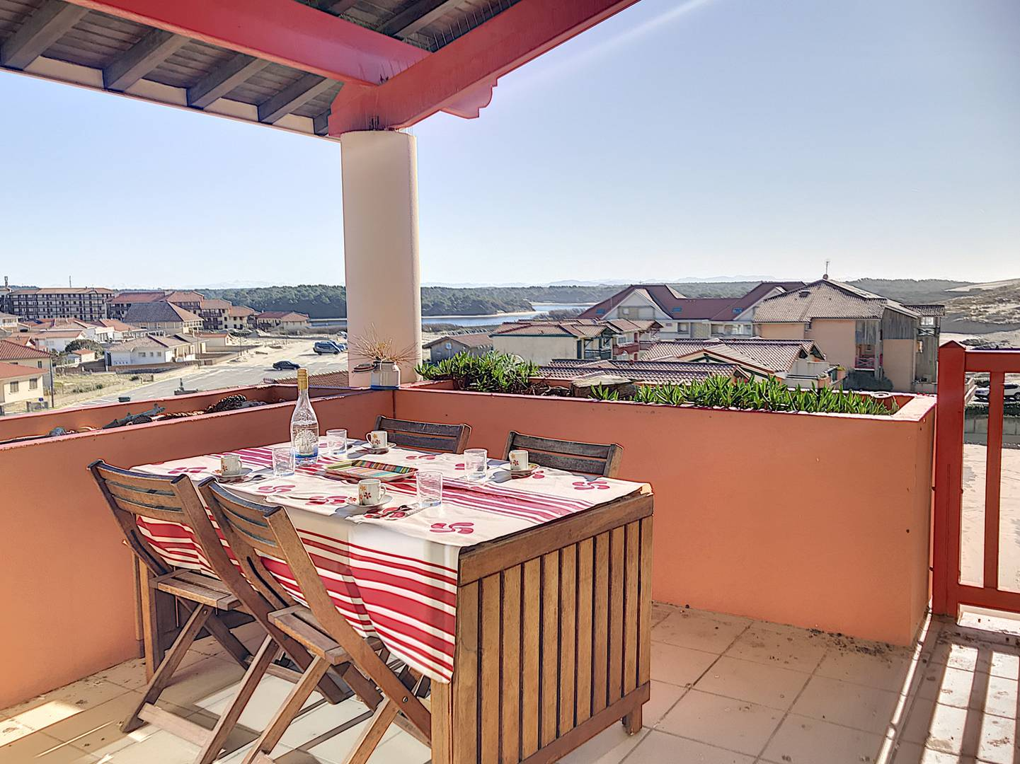 Appartement pour 6 personnes à Vieux Boucau à louer pour vos vacances