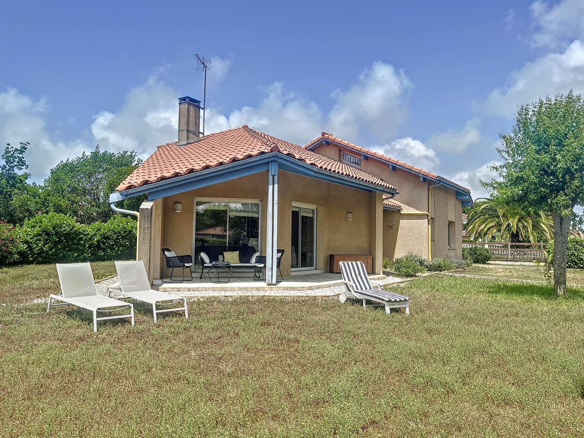 Villa pour 6 à louer à Vieux Boucau