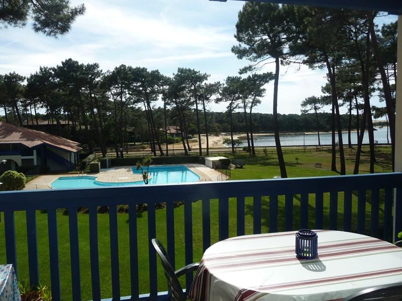 Appartement pour 4 à louer à Soustons Plage  avec piscine