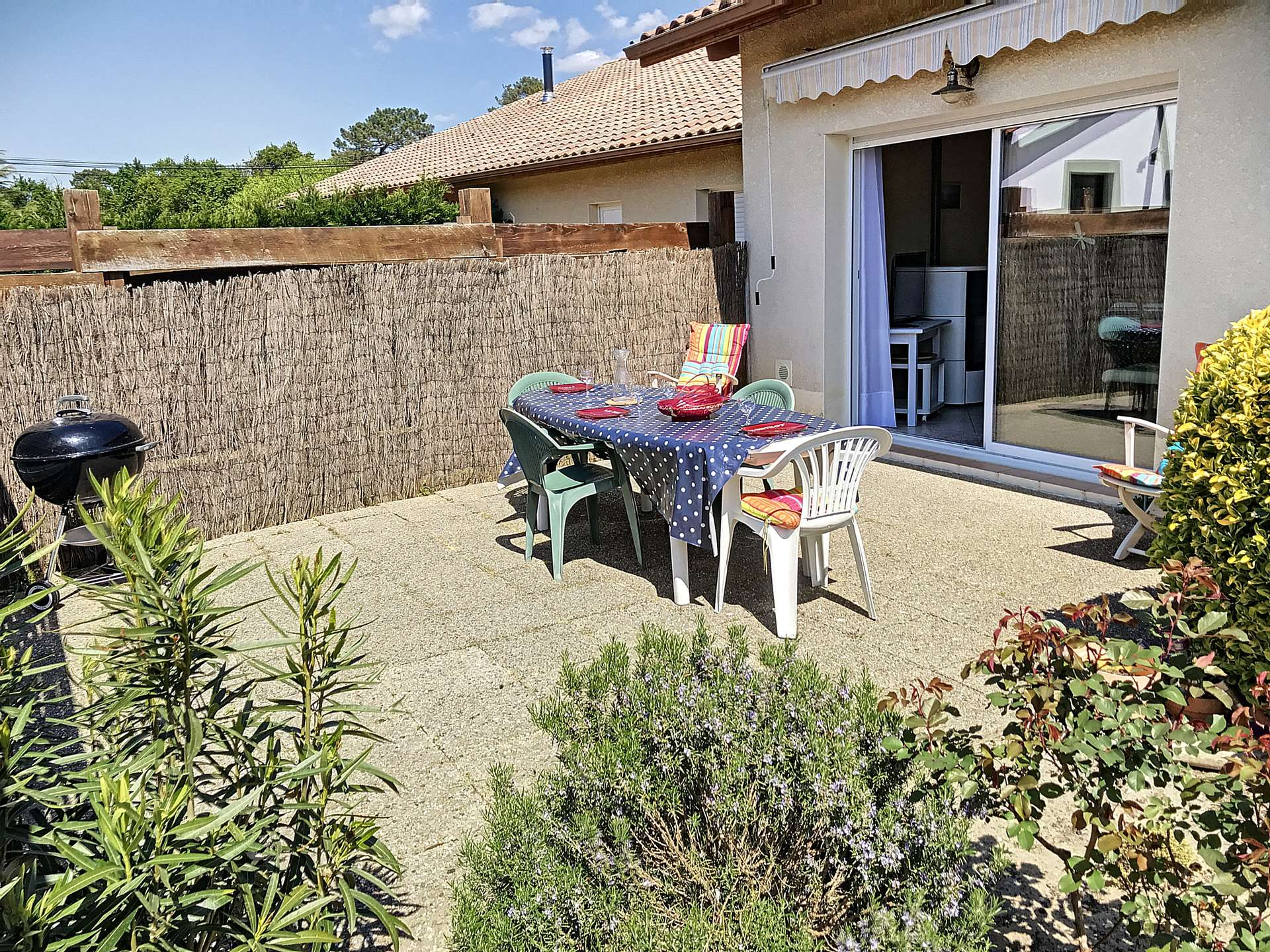 rental Villa in Messanges
