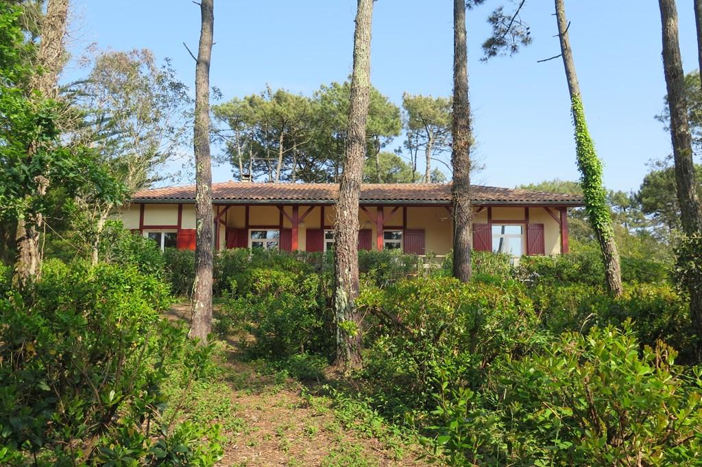 Villa pour 8 à louer à Moliets