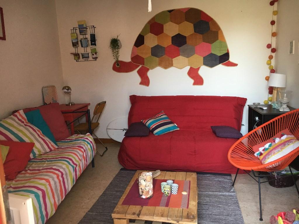 Location de vacances en appartement pour 4 personnes à Vieux Boucau(40)
