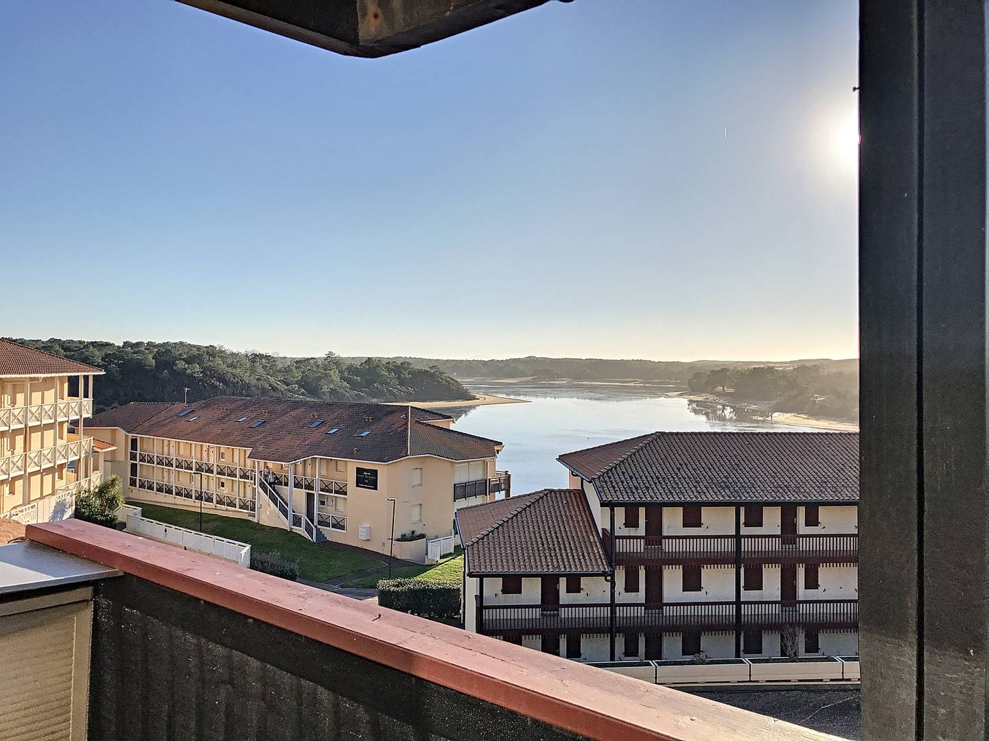 holiday rental apartment for 6 in Vieux Boucau(40)
