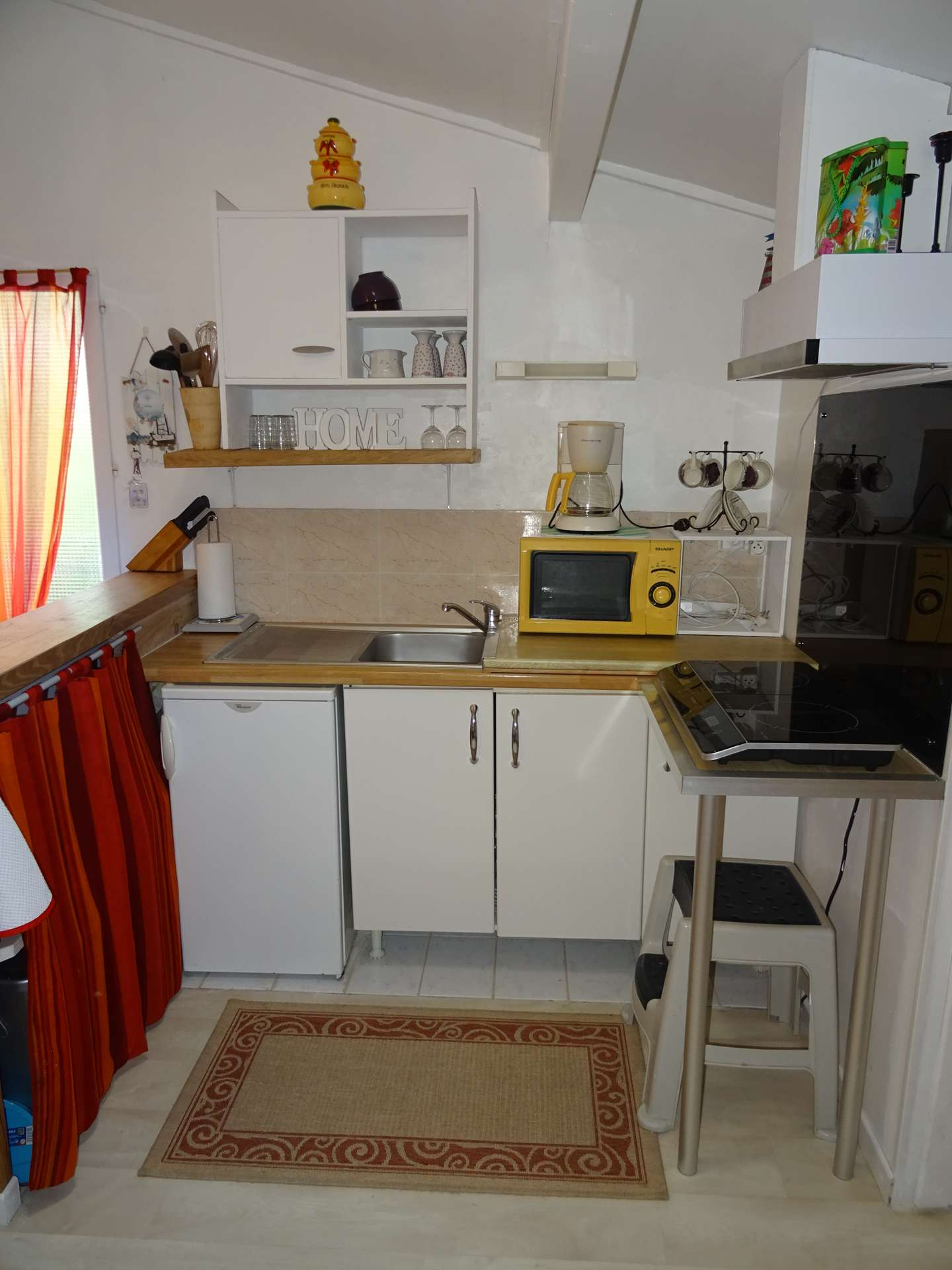 Apartment holiday rental for 4 in Azur